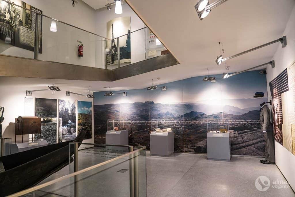 Museo de la Memoria y el Espacio Fronterizo en Melgaço