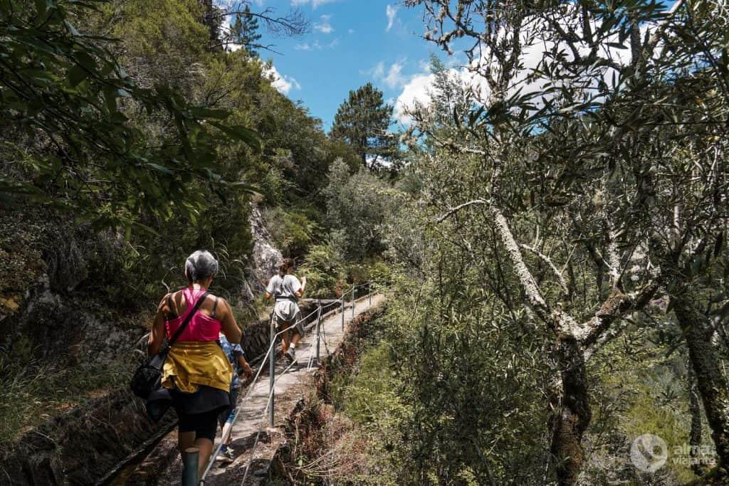 Los mejores senderos de la Serra da Lousã: Levada Trail