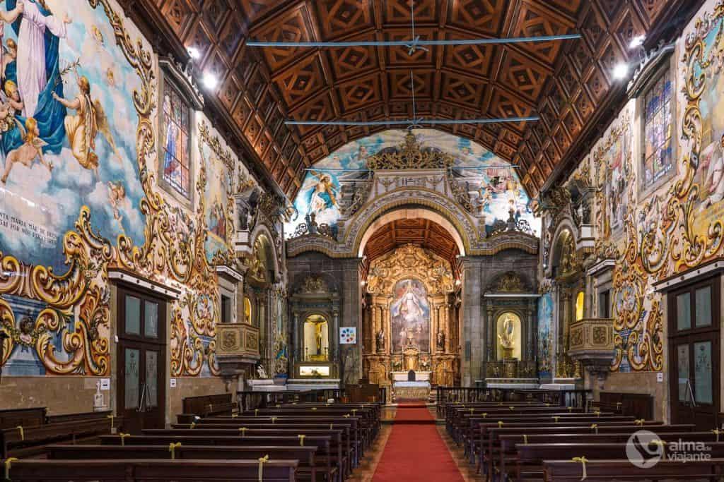 Iglesia Parroquial de Válega