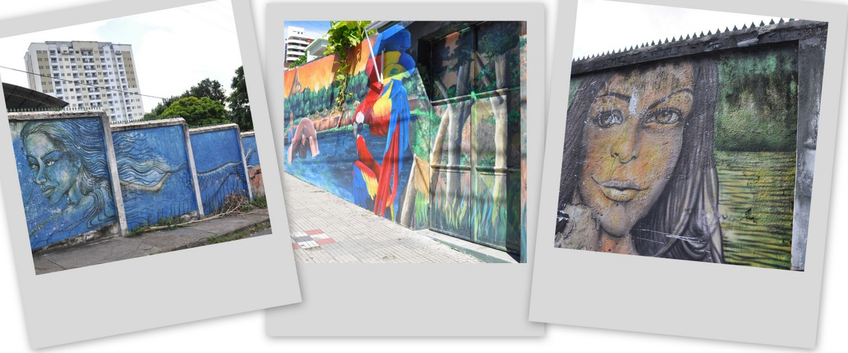manaus arte callejero selva amazónica