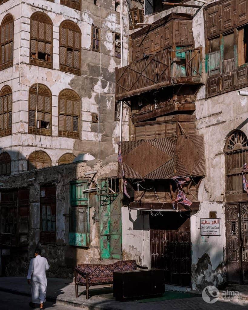 Al-Balad, Yeda