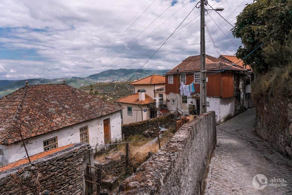 Pueblo de Samodães, Lamego