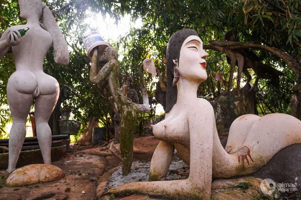 Templo del Amor, El Reino del Afecto de Somchai