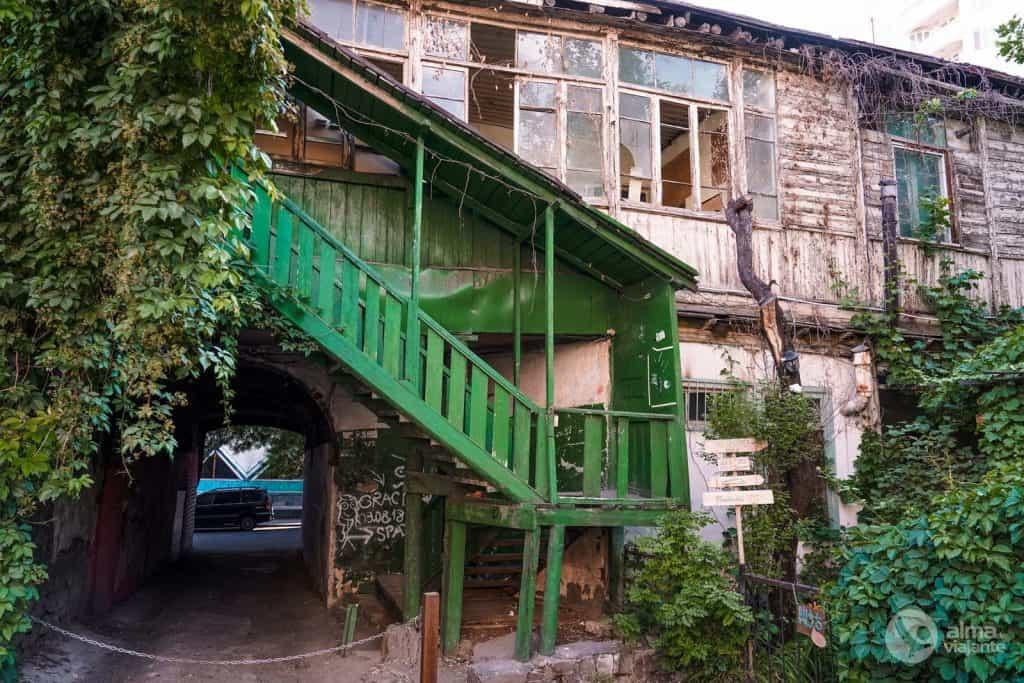 Barrios de Ereván