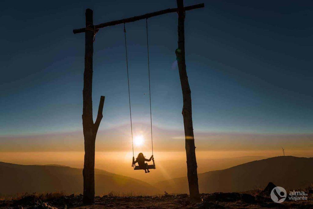 Trevim Swing, Cordillera de Lousã