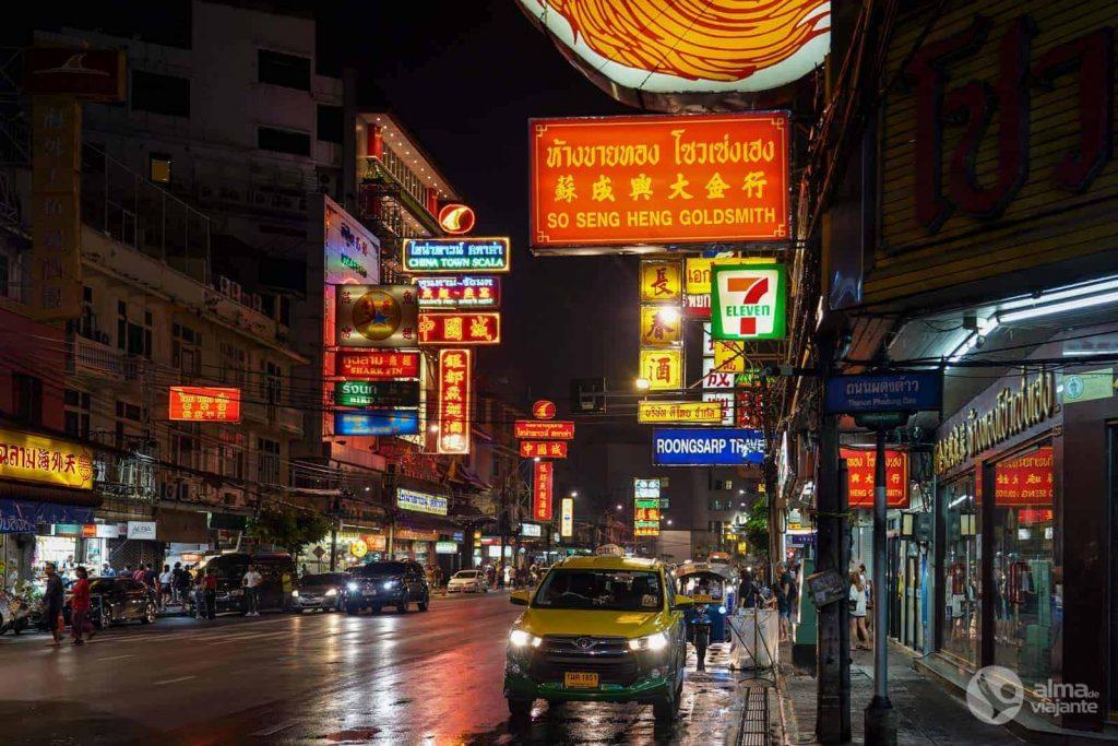 Distrito de Chinatown