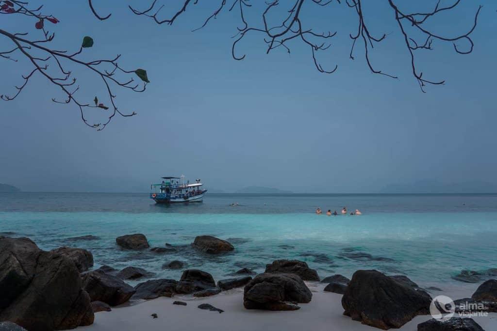 Snorkeling Koh Wai