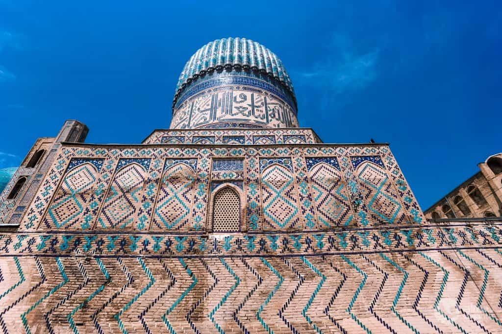 Mezquita bibi-khanym
