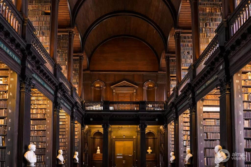 Biblioteca Trinity College, Dublín