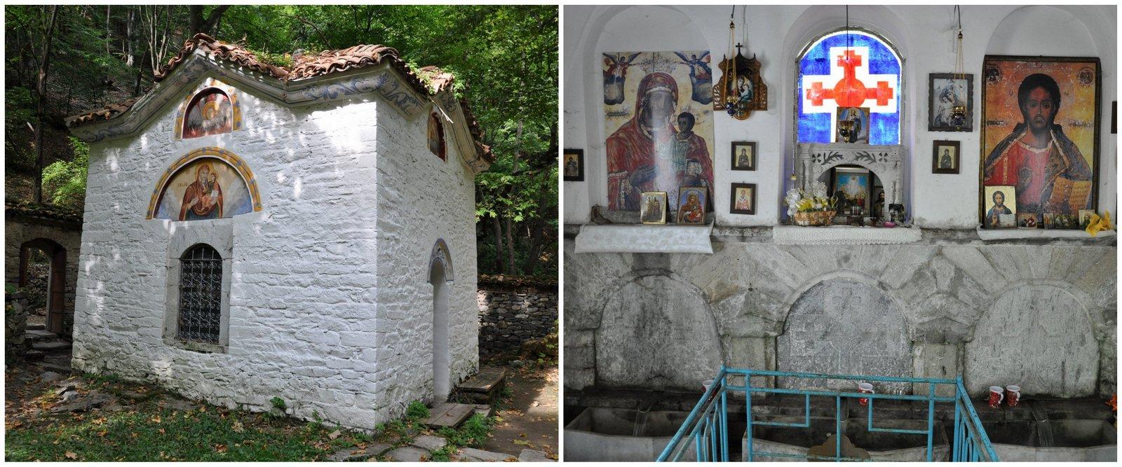 bulgaria-capilla-aislado