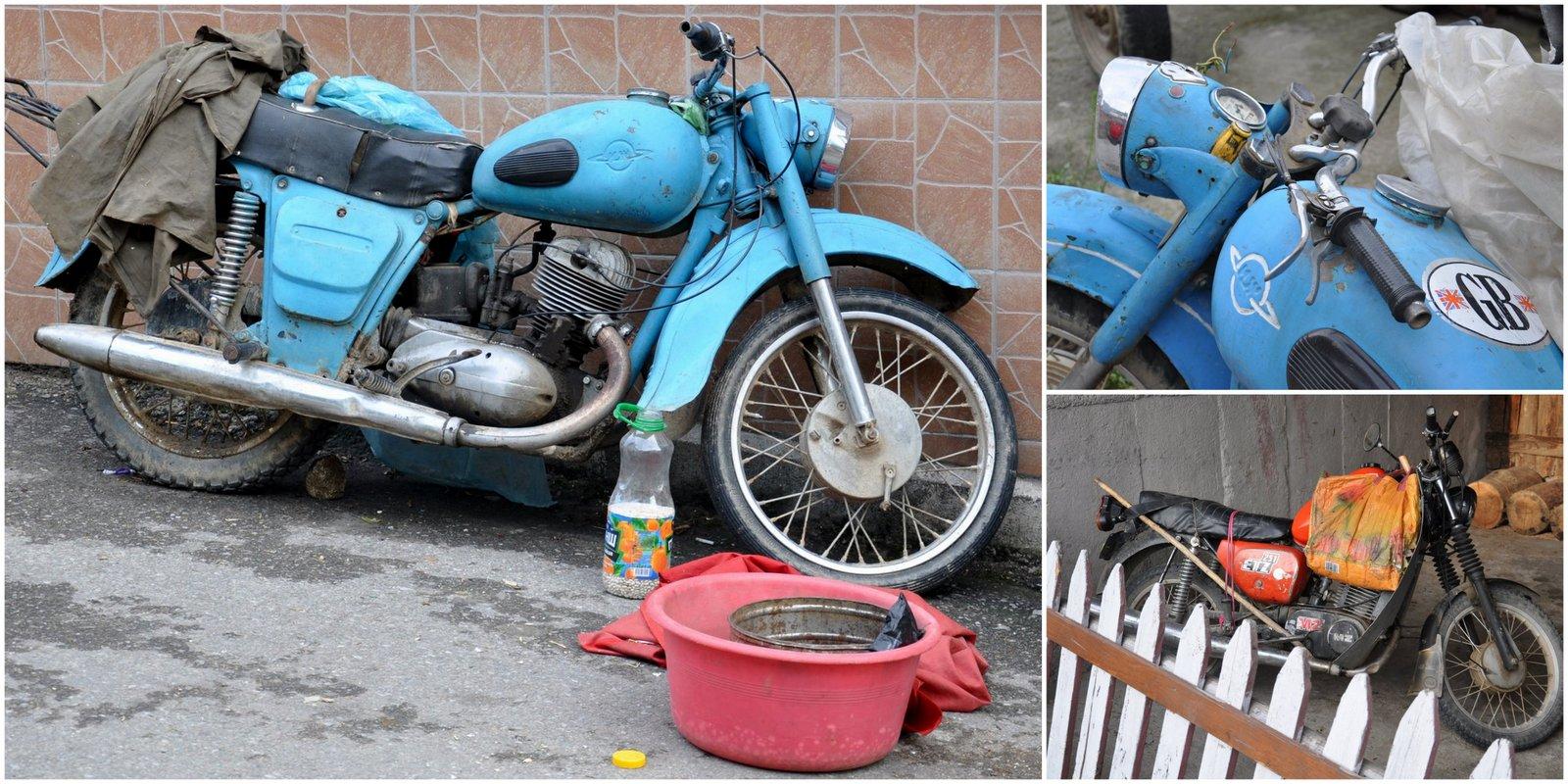 bulgaria-viejo-motocicletas