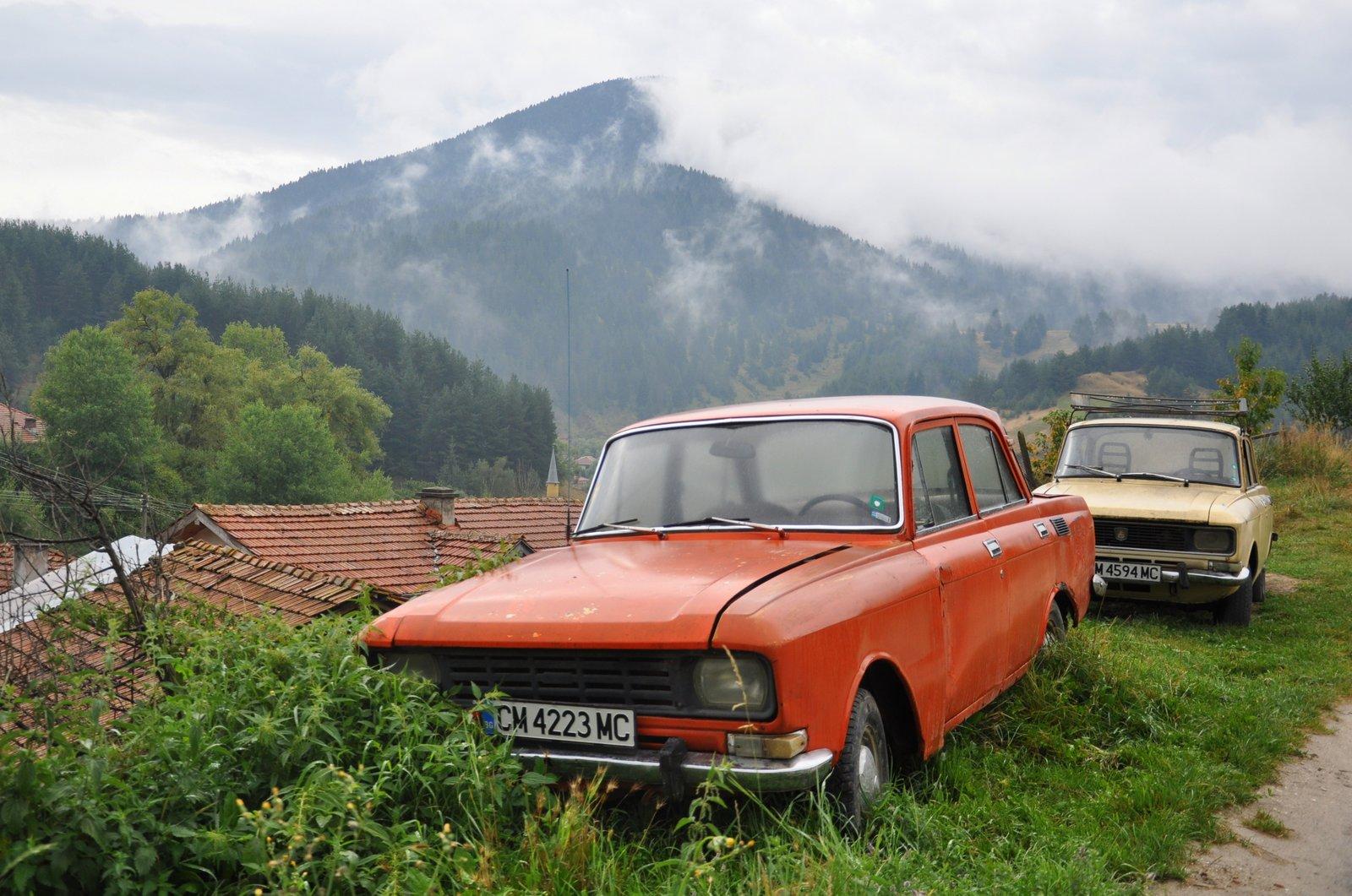bulgaria-coches antiguos