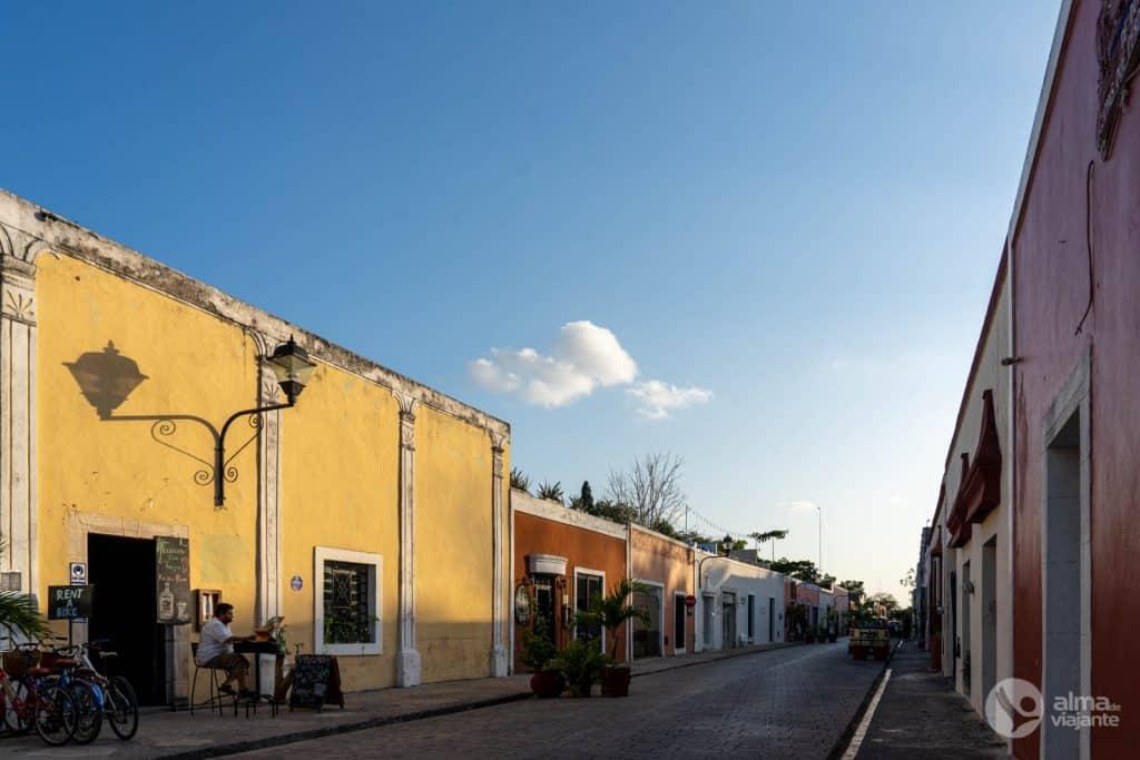 Calzada de los Frailes, Valladolid, México