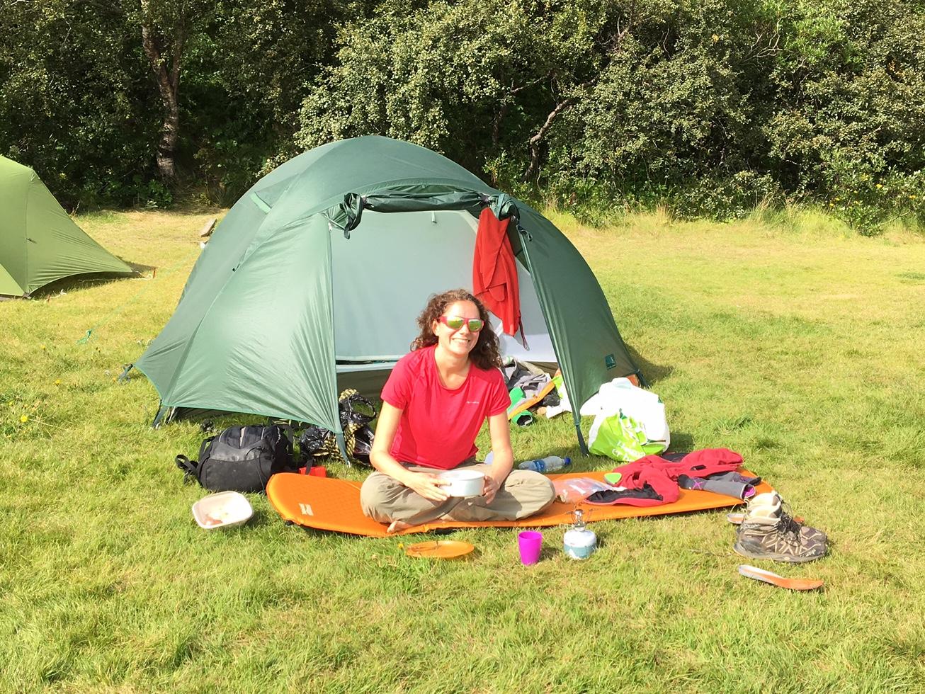 Camping en Skaftafell