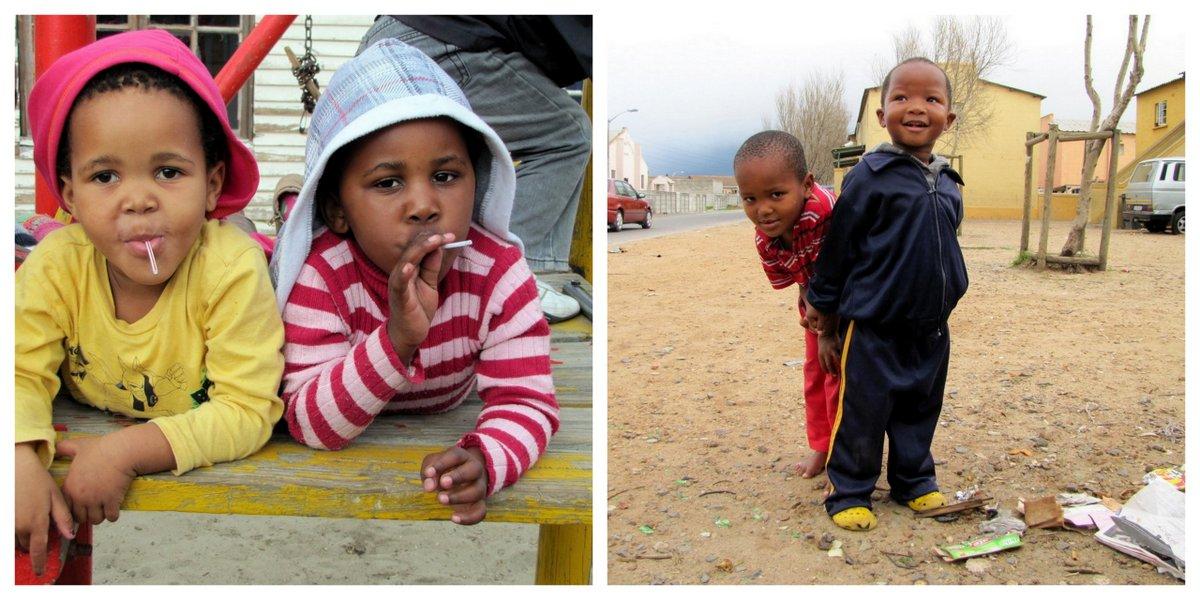 cape town-township-children