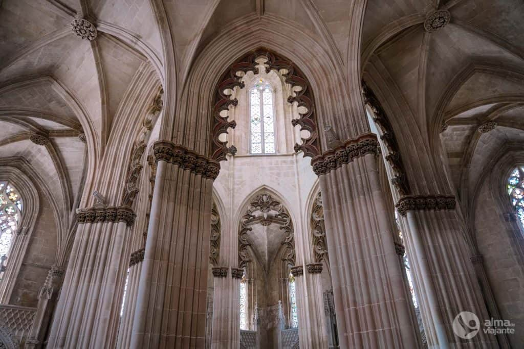 Capilla del Fundador, Monasterio de Batalha