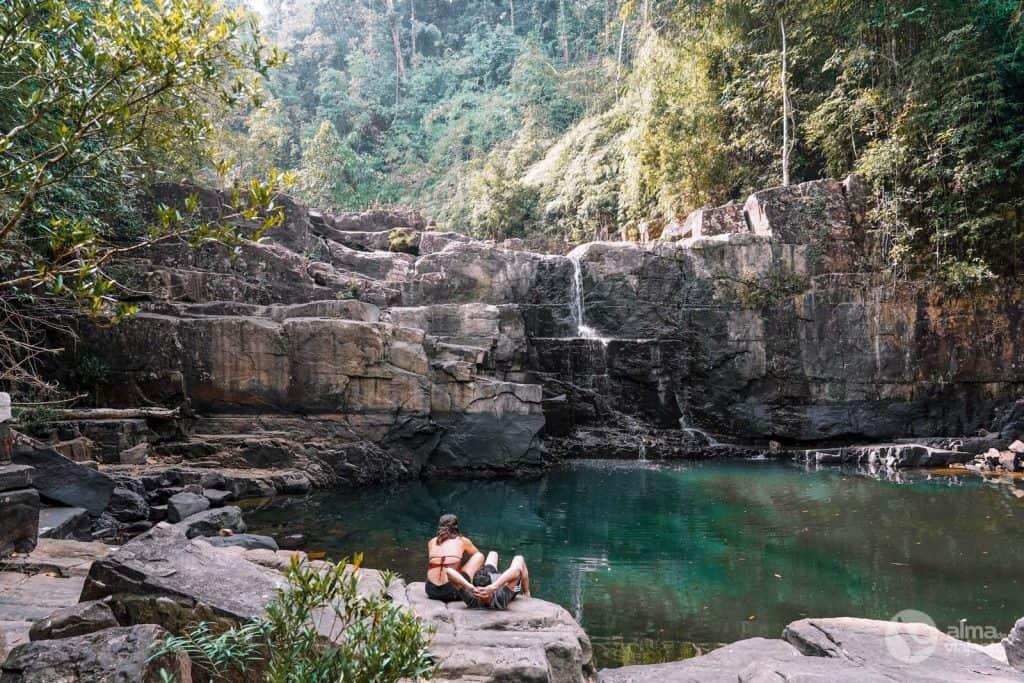 Cascada Klong Yai Ki, Koh Kood