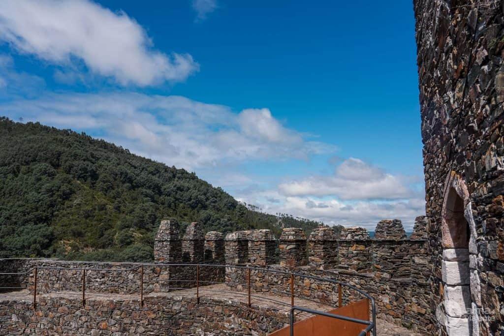 Castillo de Arouce, Lousã