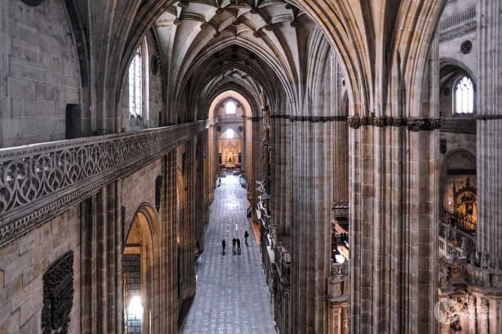 Cosas que hacer en Salamanca: visitar catedral