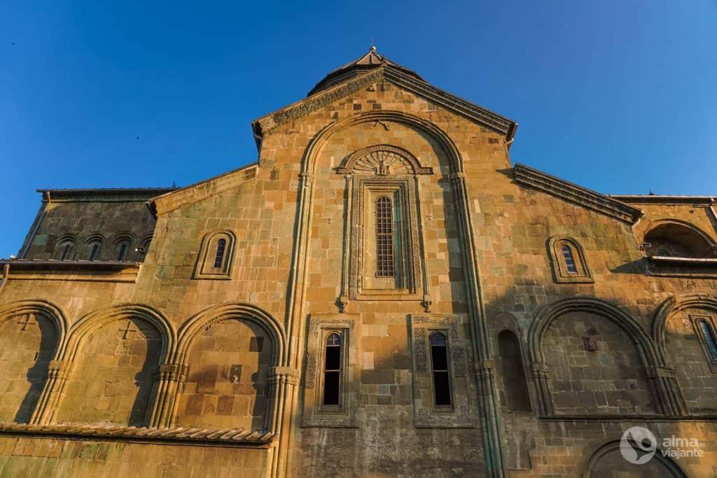 Catedral de Svetitskhoveli, Georgia