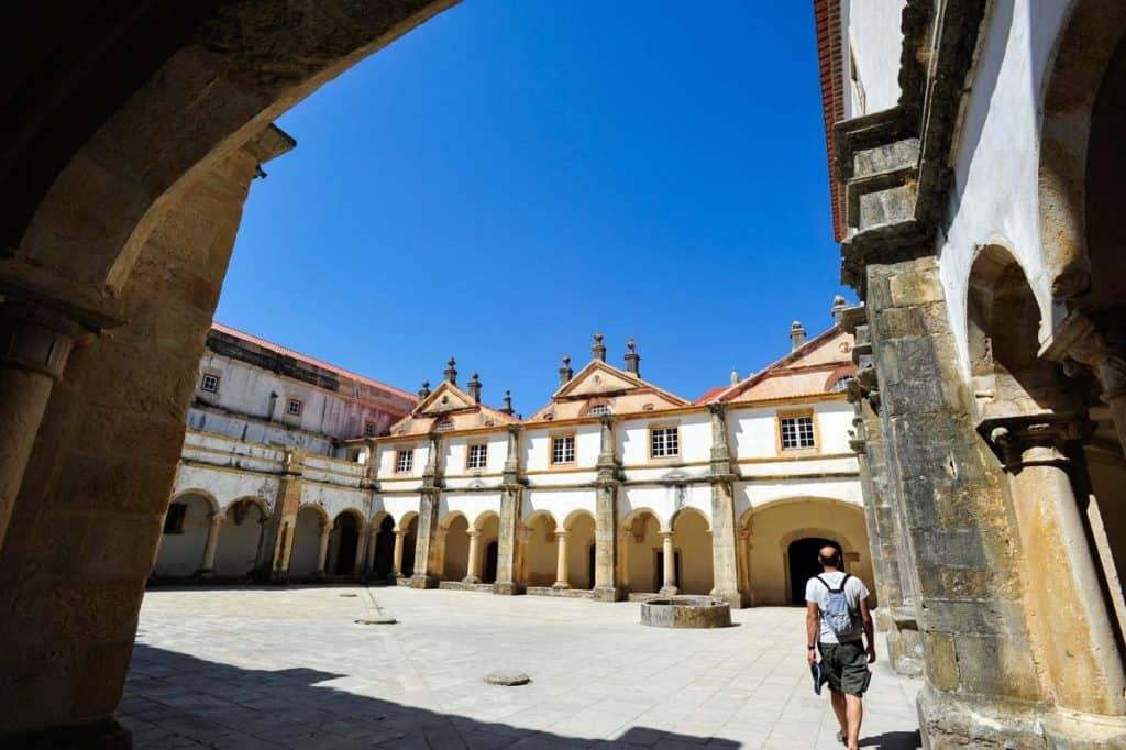 Hoja de ruta centro de Portugal: Convento de Cristo