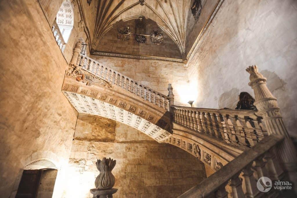 Cosas que hacer en Salamanca: visitar San Esteban