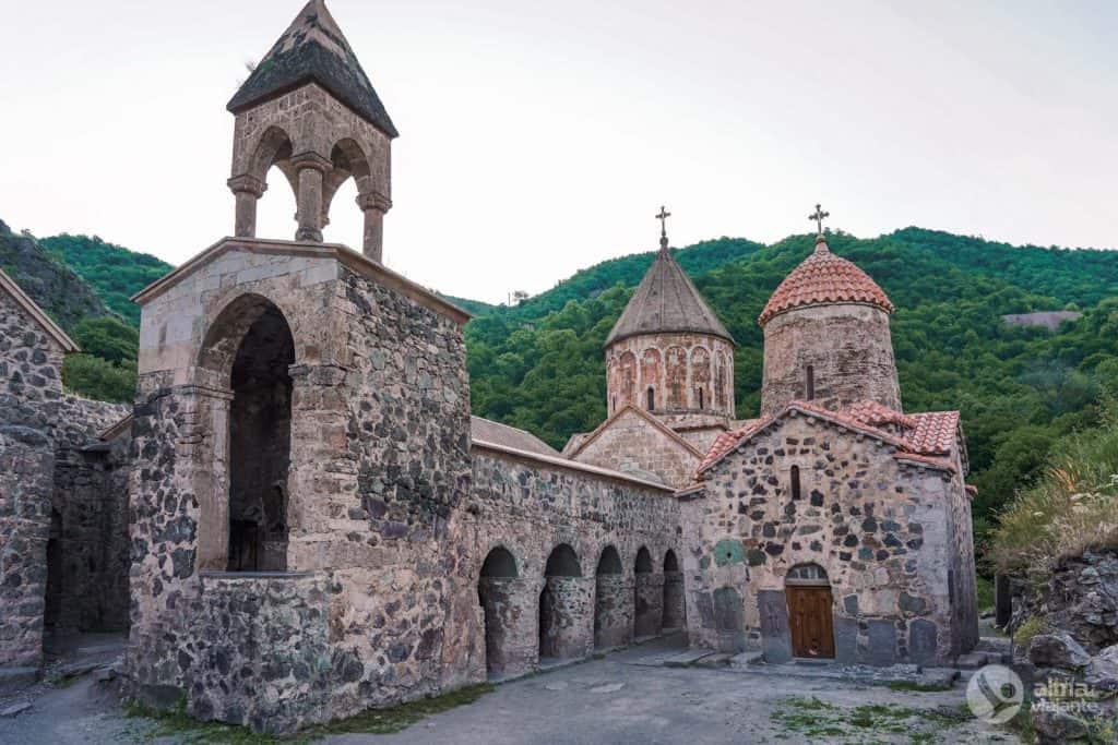 Monasterio de Dadivank, Artsakh