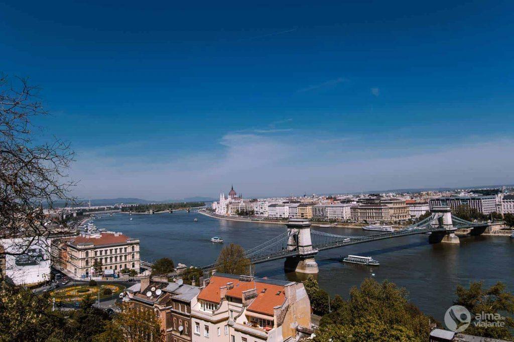 Patrimonio de la Humanidad en Hungría: Budapest