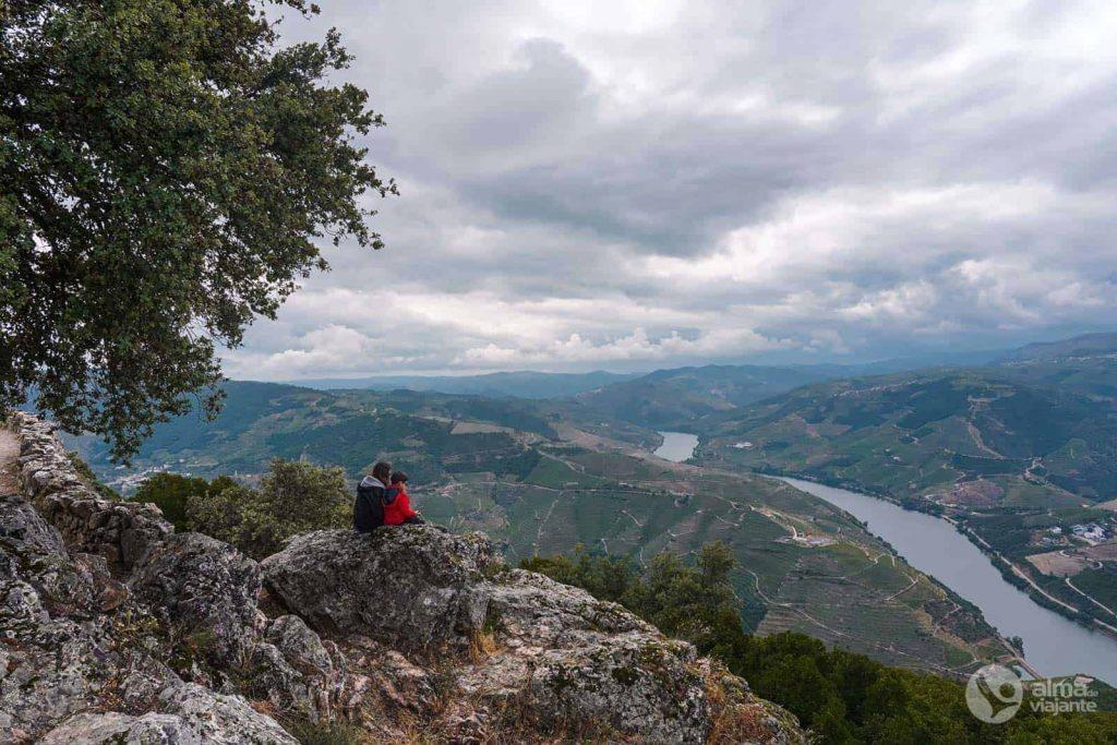 Mirador de São Leonardo de Galafura, Duero