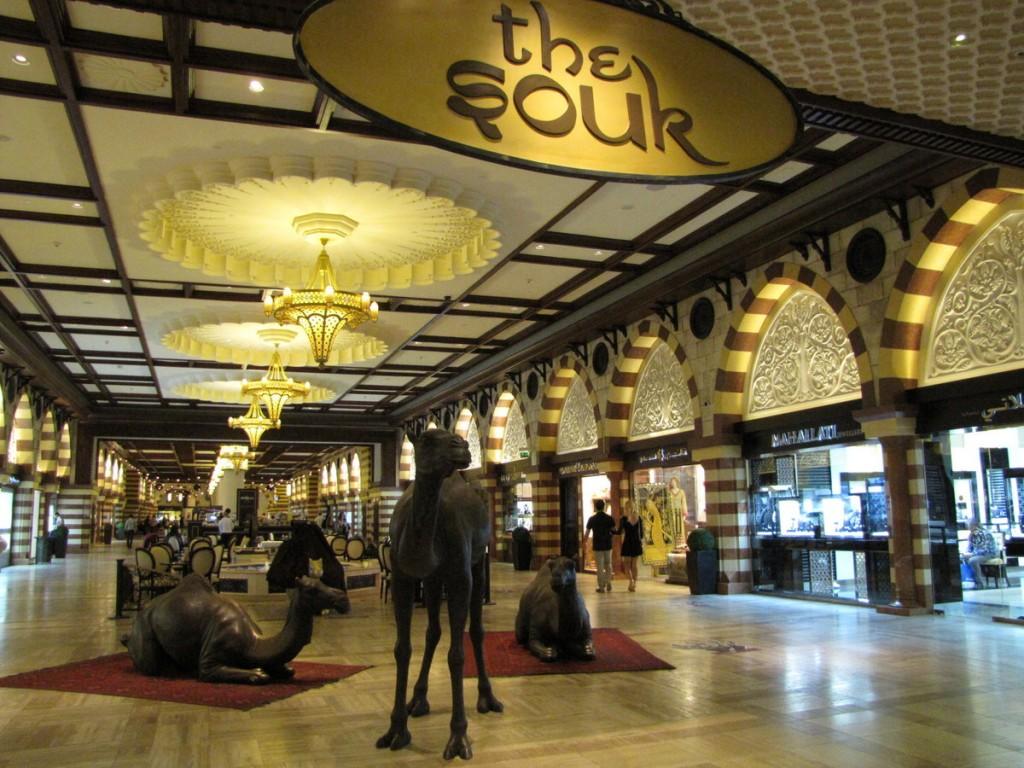 dubai-centro comercial zoco de oro