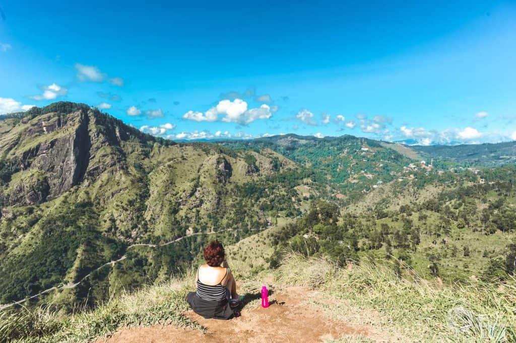 Qué hacer en Ella: Little Adam's Peak