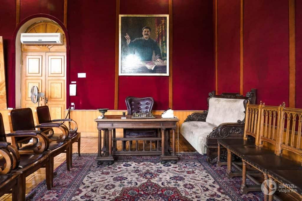 Oficina de Stalin, Gori