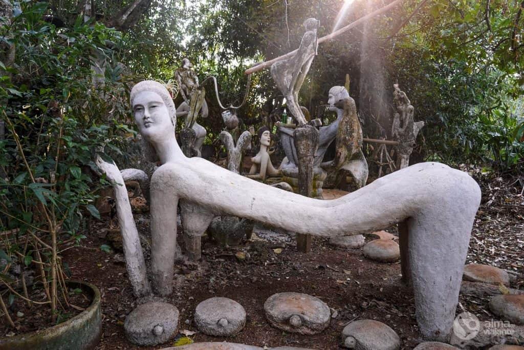 Estatuas de Somchai