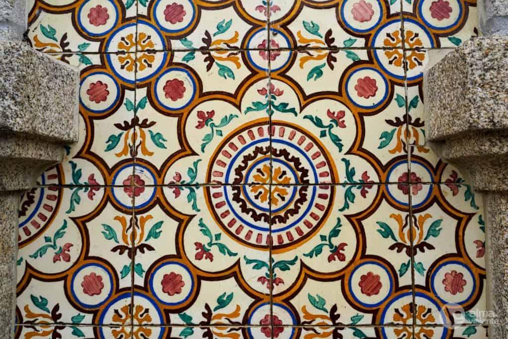Ovar, Museo del Azulejo Viviente de la Ciudad
