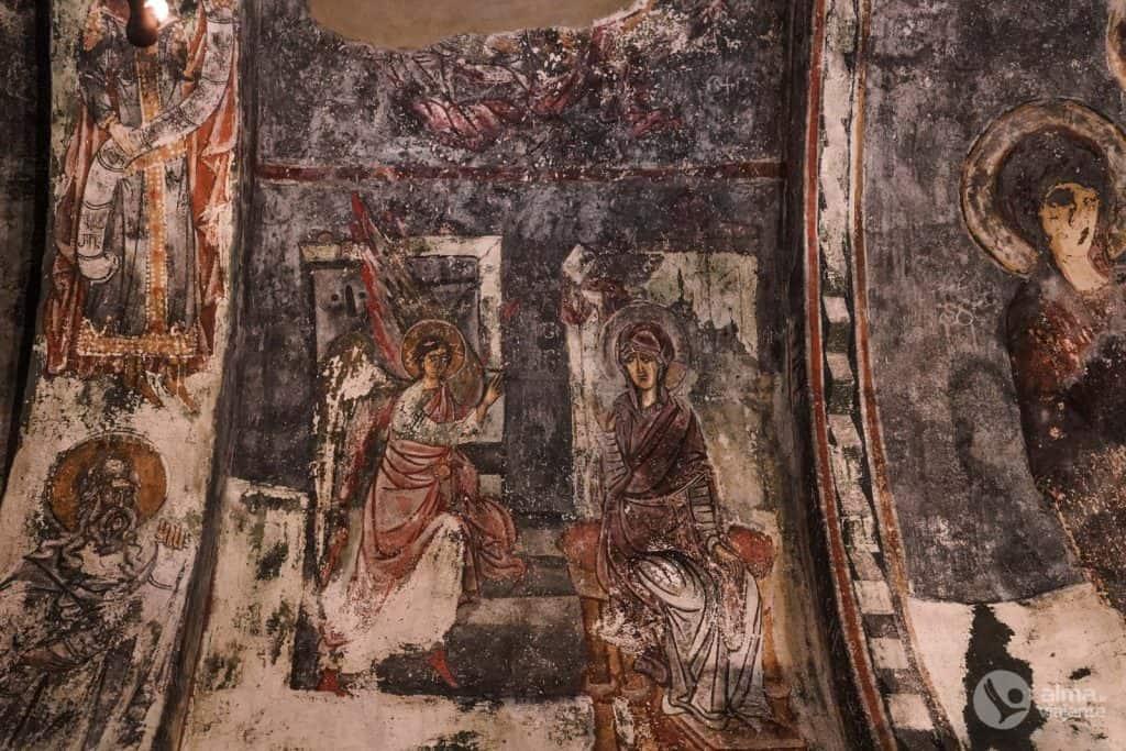 Fresco, Mestia