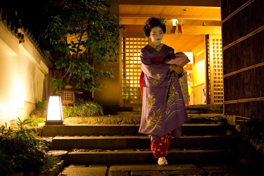 Mejor ryokan en Kioto: Gion Hatanaka