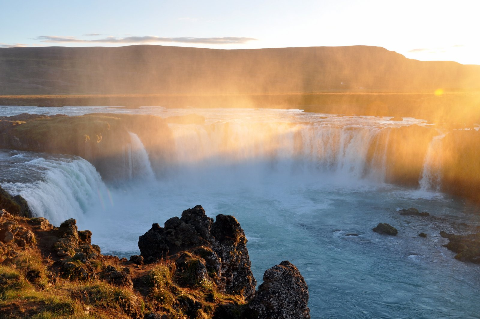 godafoss-Islandia