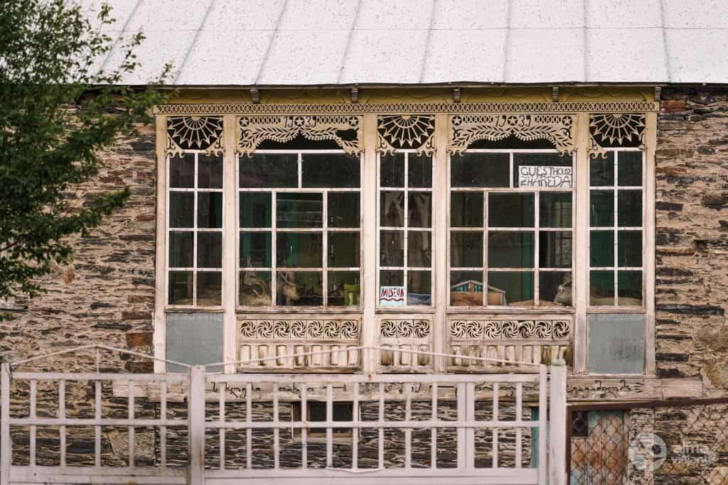 Casa de huéspedes Ushguli