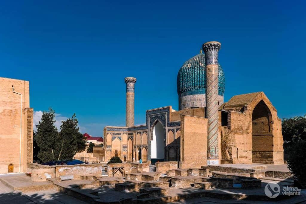 Cosas que hacer en Sacane: Gur-Emir Mausoleo