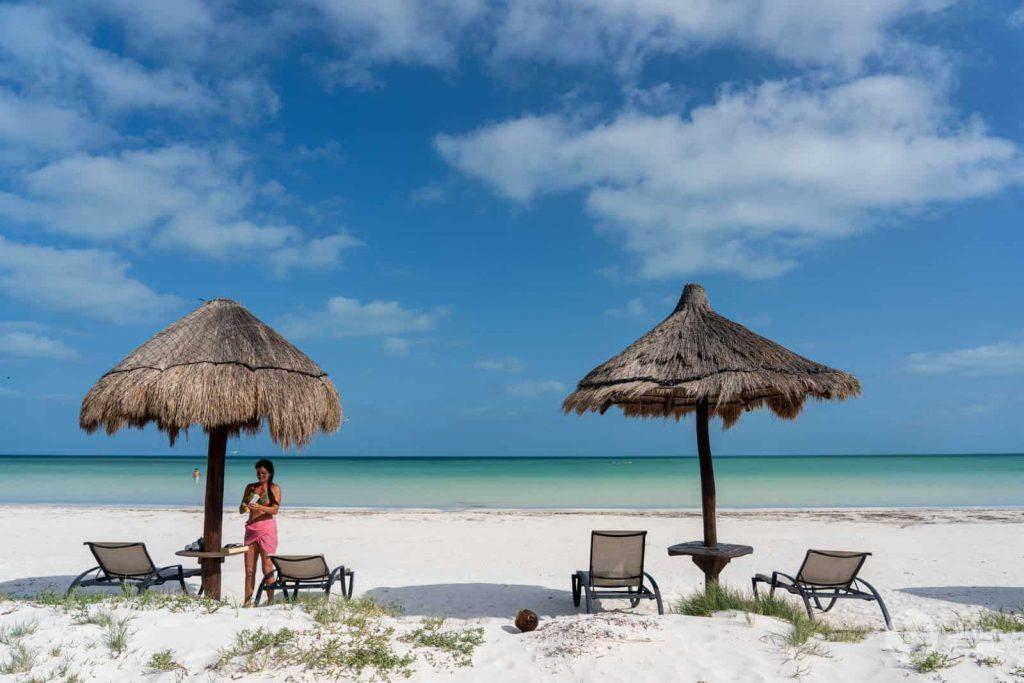 Dónde alojarse en Holbox: Playa