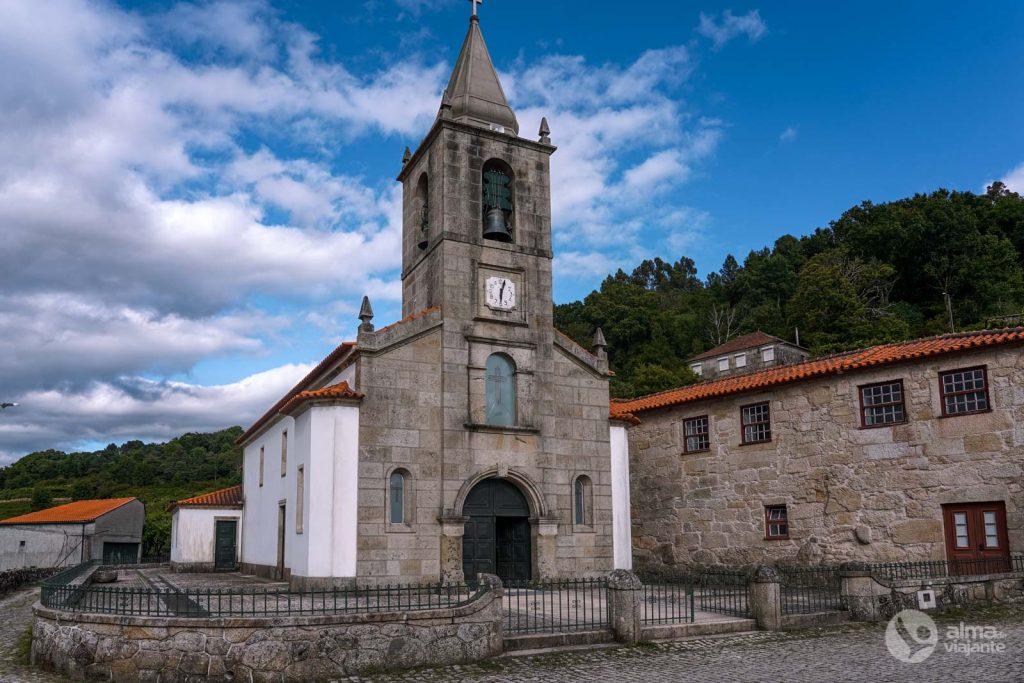 Iglesia Madre Lindoso