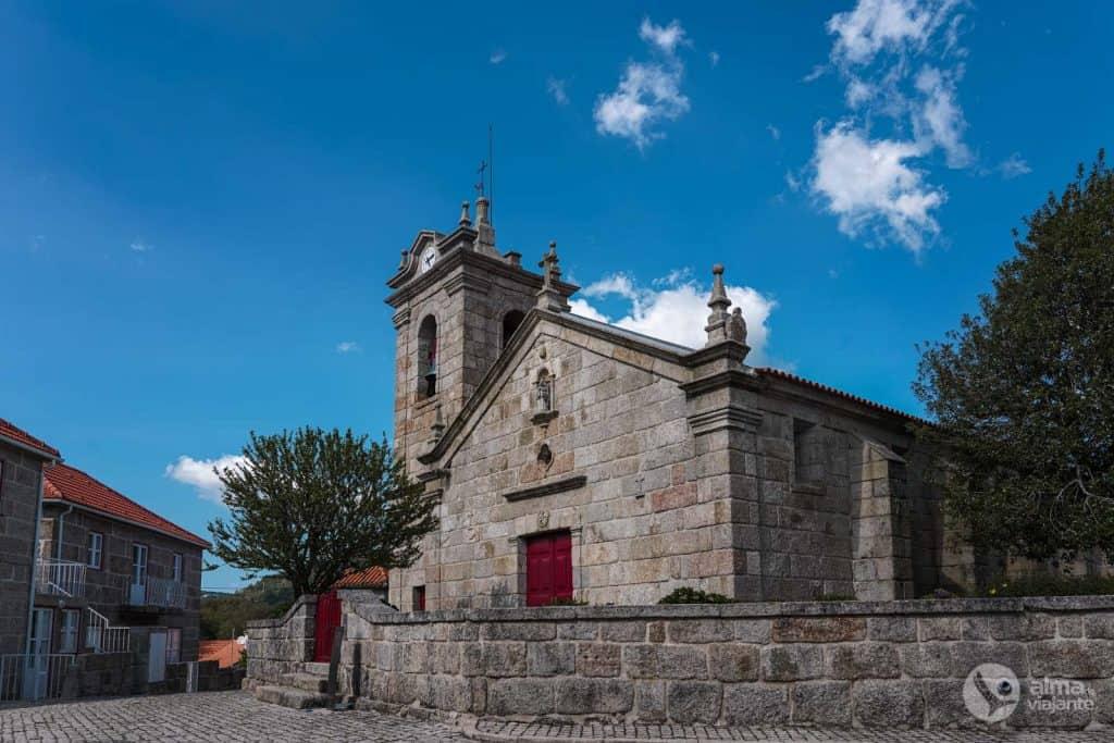 Qué visitar en Castro Laboreiro: Madre Iglesia