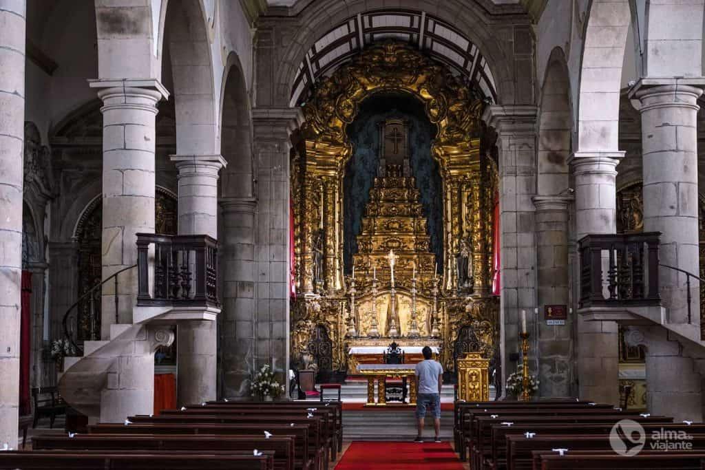 Qué ver en Ovar: Iglesia Madre