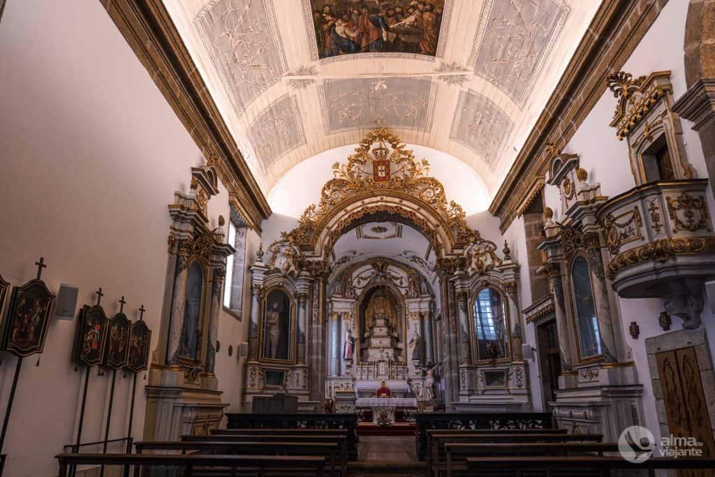 Qué hacer en Arcos de Valdevez: visita Iglesia de la Misericordia