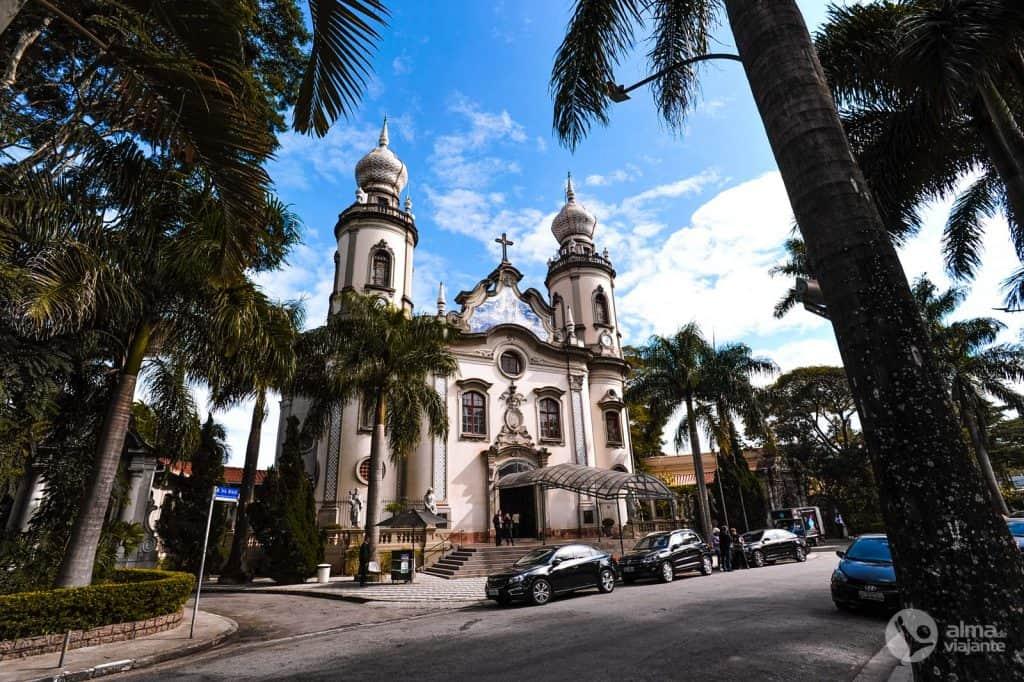 Iglesia De Nuestra Señora del Brasil, São Paulo