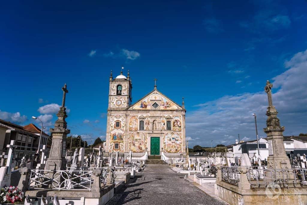 Cementerio de Válega