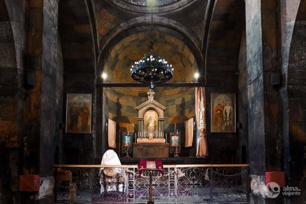 Iglesia de la Santa Madre de Dios, Khor Virap