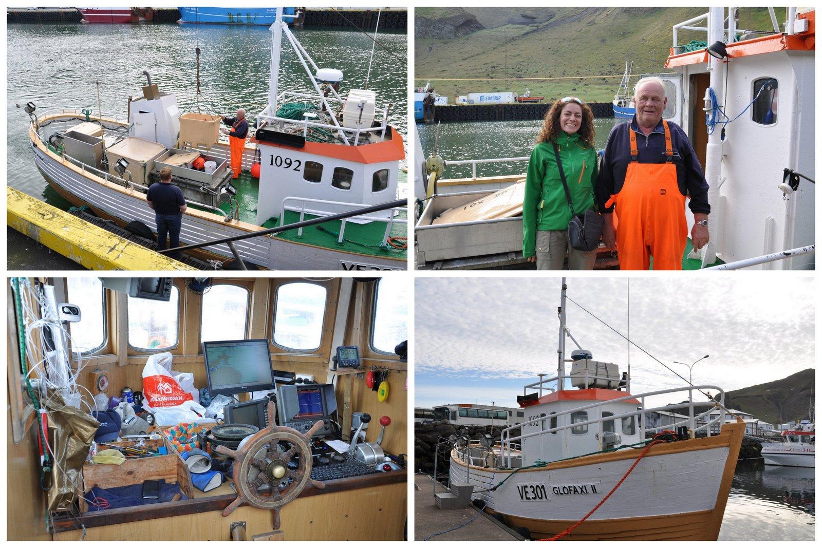 las islas vestmann-Islandia-barco