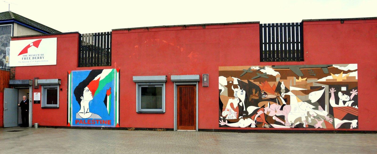 El Museo Gratuito de Derry en Derry
