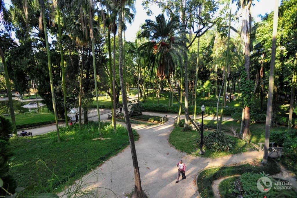 Qué hacer en São Paulo: Garden of Light